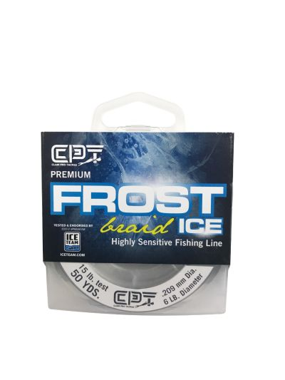 Frost Ice Braid Fishing Line