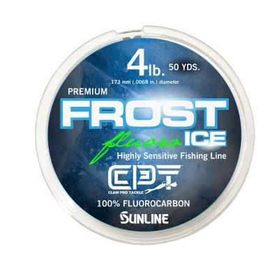 Frost Ice Fluorocarbon Fishing Line
