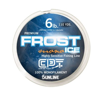 Frost Ice Monofilament Fishing Line